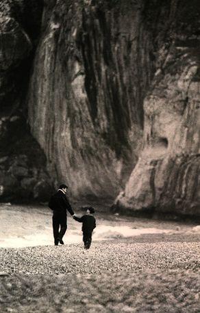 Beach, North Wales