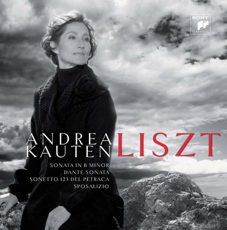Andrea Kauten, Switzerland, CD Cover and Booklet