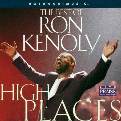 Ron Kenoly CD cover, USA