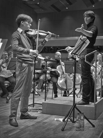 Yury Revich + Hofer Symphoniker, Germany