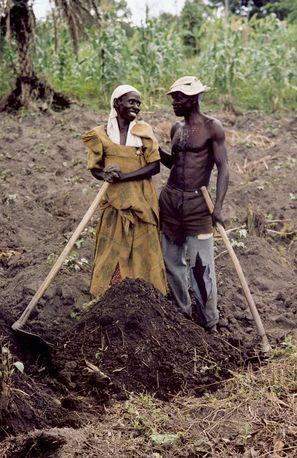 The look of love, Kejo Keji County, Southern Sudan