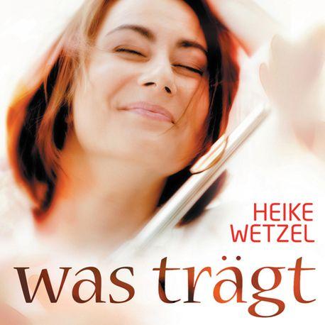 Heike Wetzel CD cover, Germany