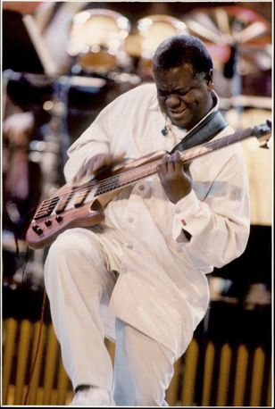 Abraham Laboriel, USA
