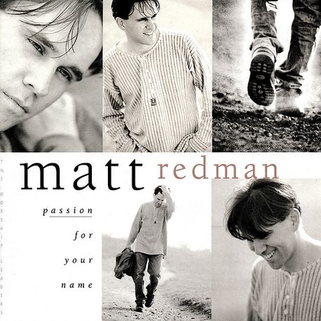 Matt Redman CD Cover, London