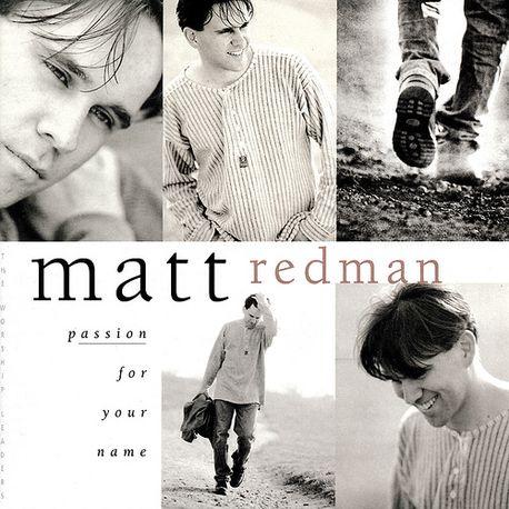 Matt Redman CD Cover, London